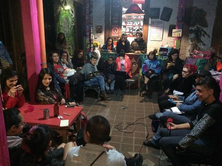 Diálogo desde las diversidades corporales, funcionales y sensoriales: retos para la defensa personal feminista