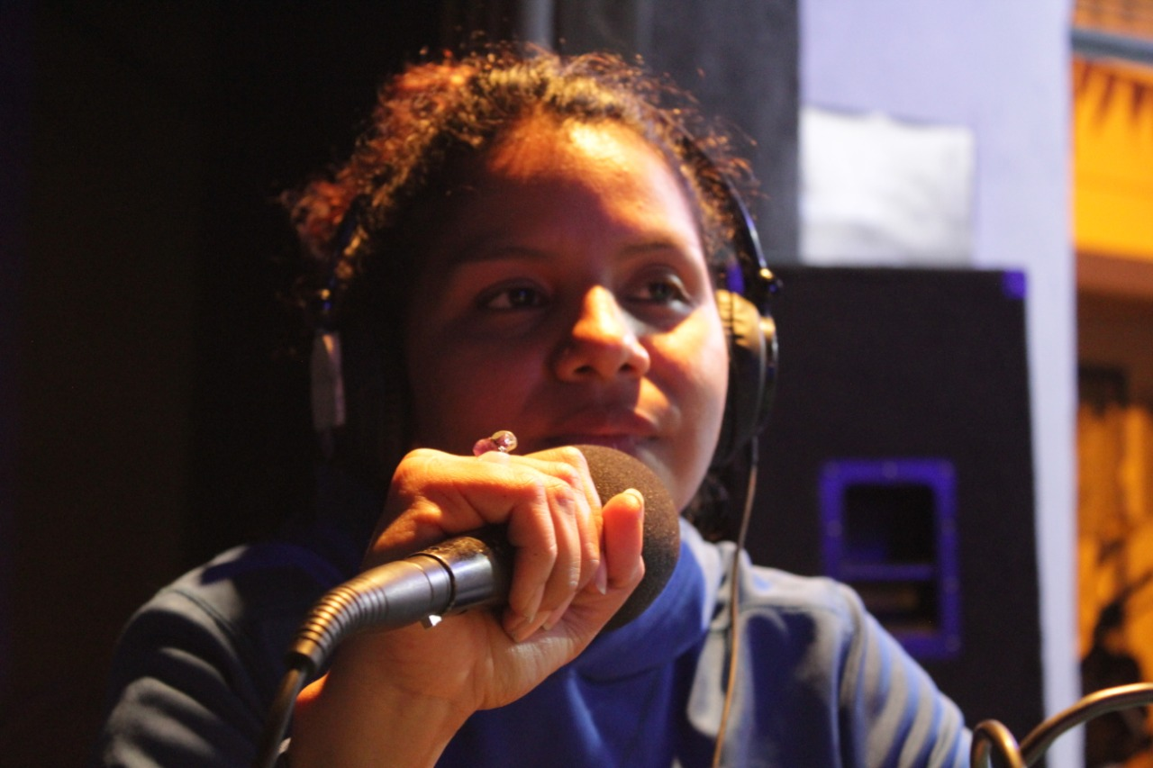 Entrevista con Adriana Lizcano rugiendo desde la Tigra
