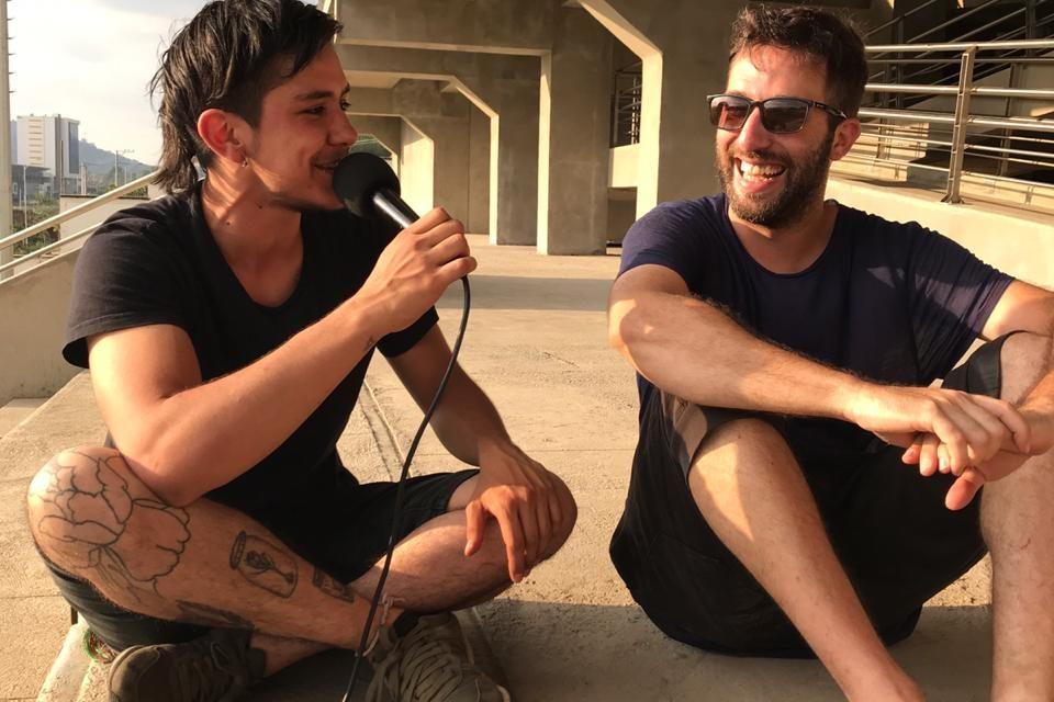 Entrevista con Ezequiel Szusterman de Buenos Aires a Piedecuesta