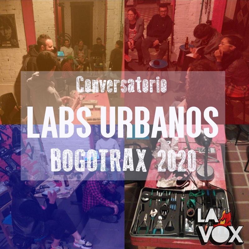 LABS URBANOS - BOGOTRAX 2020