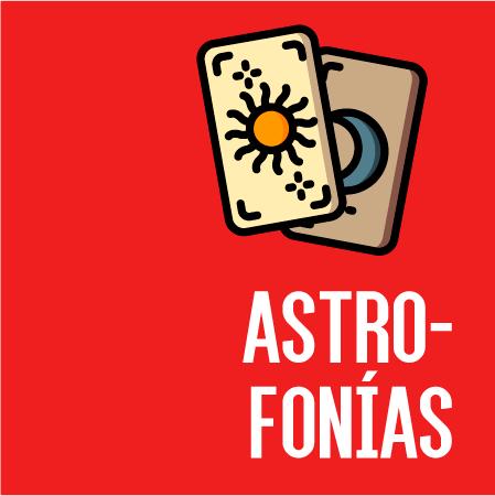 Astrofonías