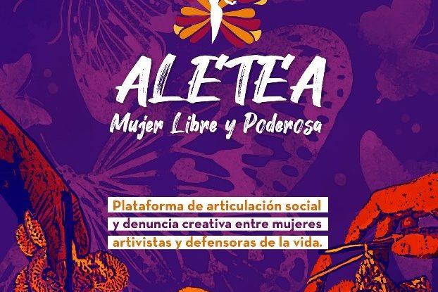 ALETEA, PLATAFORMA DE ARTICULACIÓN SOCIAL Y DENUNCIA CREATIVA
